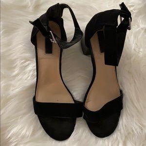 Forever21 Black heels